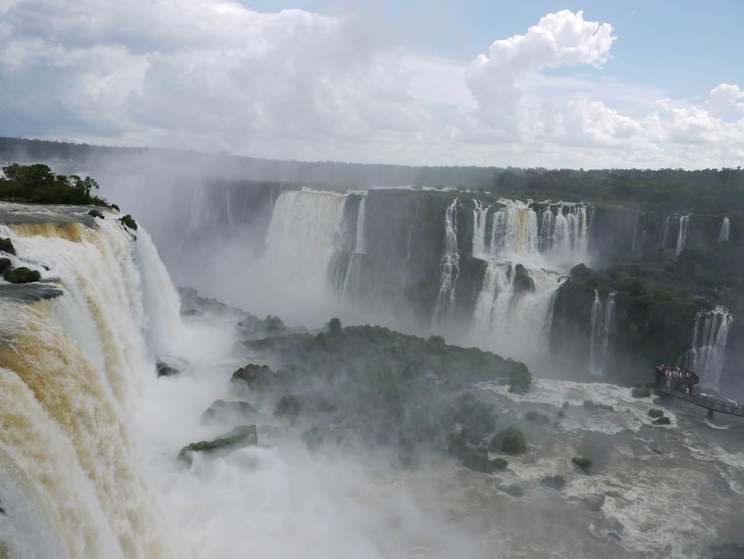 Vandersons - Towards Iguazu Falls