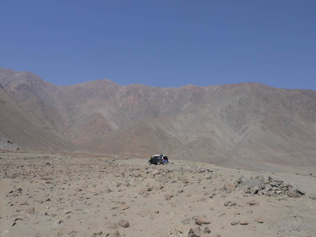 Vandersons - Chile 1 - 2500 kilometres in the desert